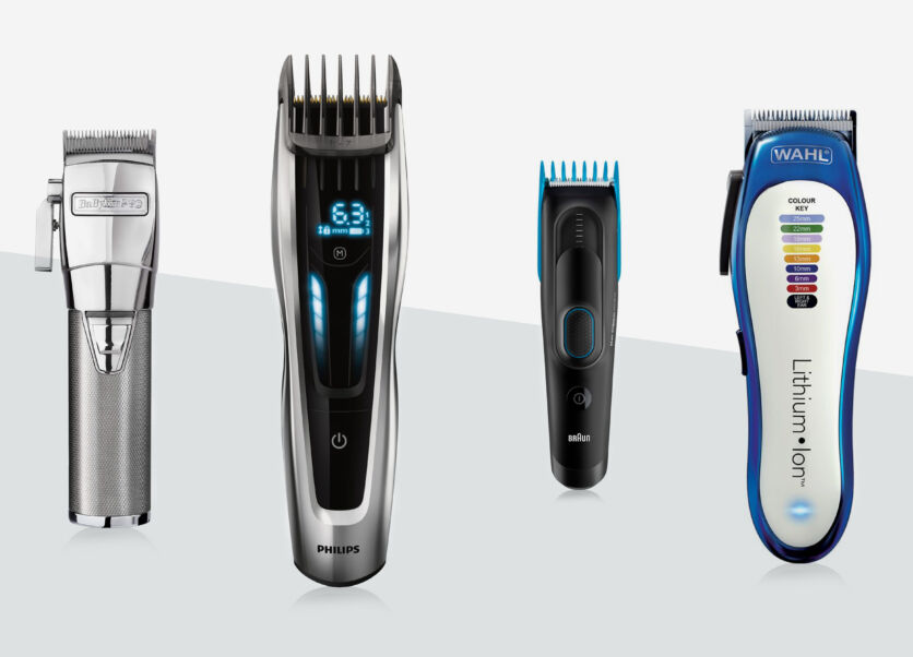 These are the trimmest clippers for at-home haircuts