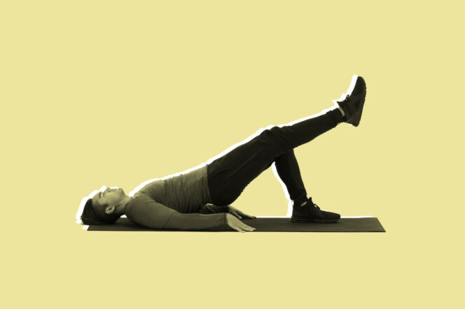 London Fitness Guy's top exercises to build strong legs from home