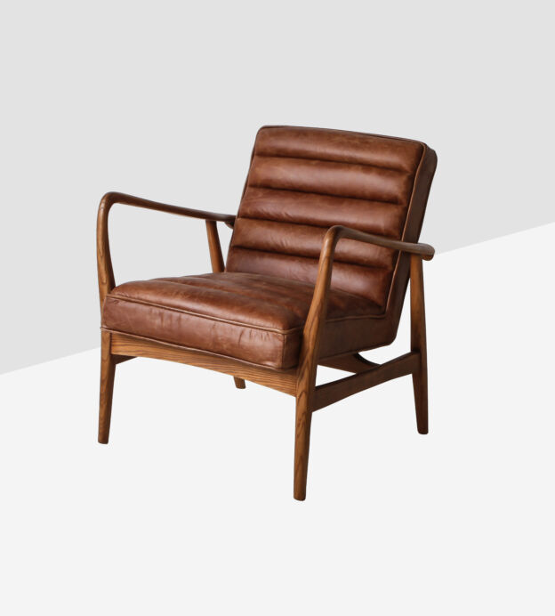 Here's why your home needs a mid-century armchair
