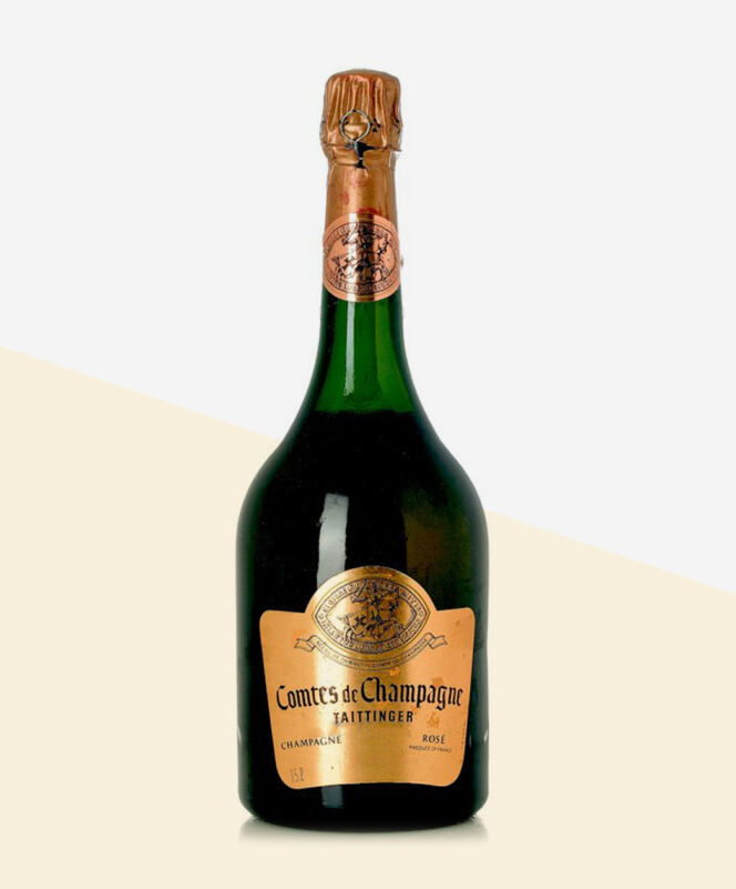 Here's every bottle of champagne James Bond ever uncorked