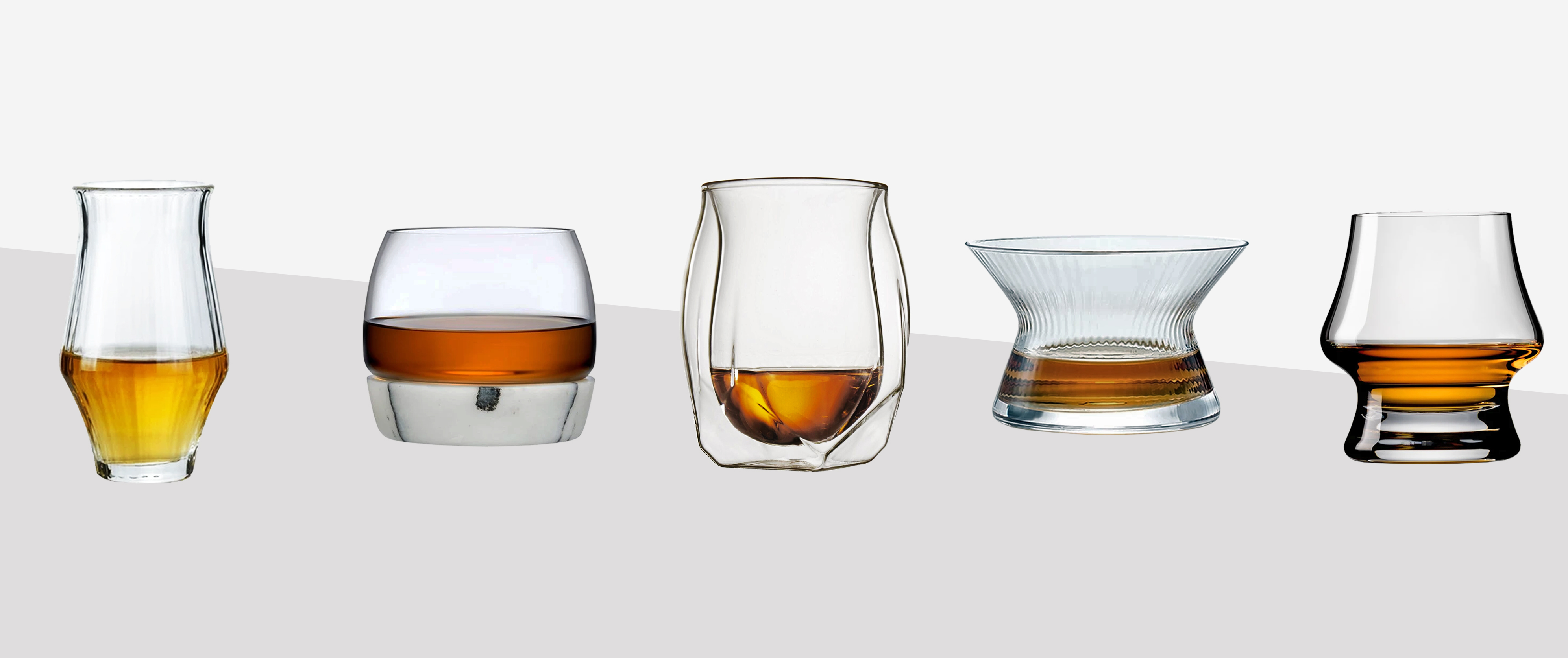 These are the best whisky glasses (to do your Scotch justice)